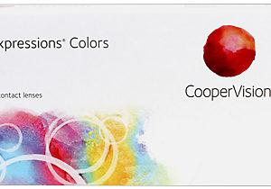 Pupilentes EXPRESSIONS COLOR NEUTRO, Lentes de contacto de color mensuales.