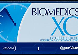 BIOMEDICS XC Lentes de contacto graduados/con aumento.