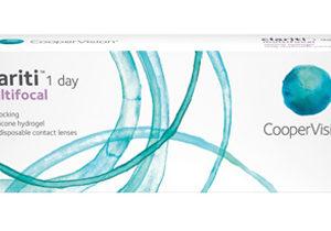 CLARITI 1 DAY MULTIFOCAL, Lentes de contacto para la presbicia