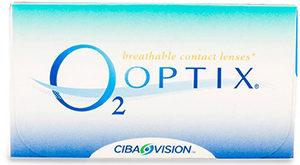O2 OPTIX, Lentes de contacto respirables de uso mensual con los que se puede dormir