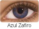 PUPILENTES FRESH LOOK COLORS BLENDS, Lentes de contacto de color Azul Zafiro