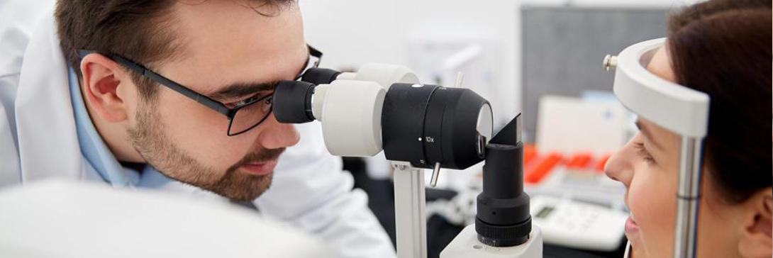 Examen de la vista, tonometro