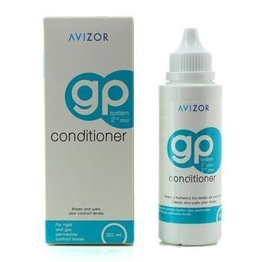 GP Conditioner 120 ml, Solucion humectante para lentes rigidos