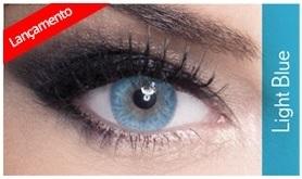 Lunare, pupilente de color de uso mensual, caja con 2 lentes de contacto (1 par).