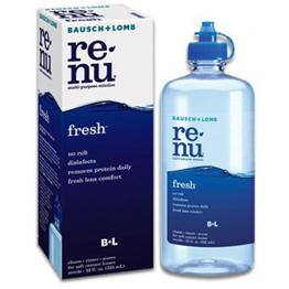 Renu Fresh 500 ml, Solución para lentes de contacto