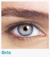 Soflens Starcolors 2, pupilentes de colores de uso mensual, caja con 2 lentes de contacto (1 par).
