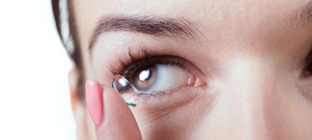lentes de contacto en McAllen